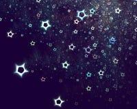 звезды неба Стоковые Фотографии RF