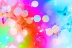 звезды нерезкости Стоковые Фотографии RF