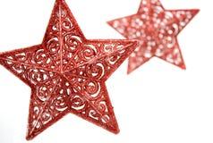 звезды переднего плана предпосылки Стоковая Фотография RF