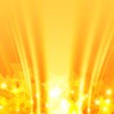 Звезды праздника Стоковое Изображение RF