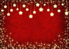 звезды предпосылки иллюстрация штока