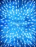 звезды предпосылки Стоковое Изображение