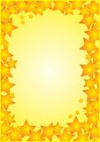звезды рамки граници Стоковое Изображение RF