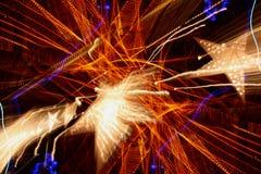 звезды рождения Стоковая Фотография RF