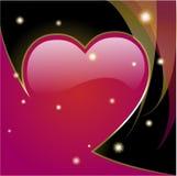 звезды сердца Стоковая Фотография RF