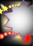звезды шариков Стоковое Фото