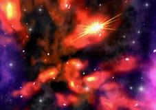 Звезды стоковые фотографии rf