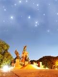 звезды martin san вниз Стоковая Фотография