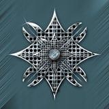 звезды ninja Стоковое Изображение RF