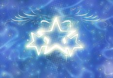 звезды shine стоковые фото