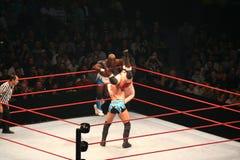 звезды wrestling Стоковое Изображение RF