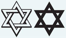 Звезда Давид стоковые изображения rf