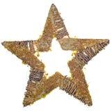 Звезда золота Стоковые Изображения