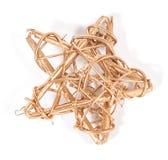 Звезда золота Стоковое Изображение RF