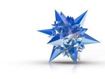 Звезда диаманта Стоковое Изображение