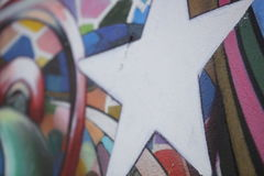 Звезда искусства Стоковая Фотография RF