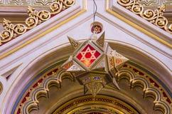 звезда иллюстрации 3d Давида Стоковое Изображение RF