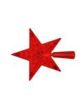 Звезда на дереве Стоковые Изображения
