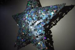 звезда ночи изображения фрактали рождества Стоковое Изображение RF