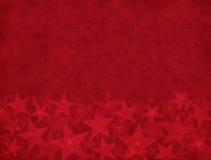 звезда переднего плана тонкая Стоковое Изображение