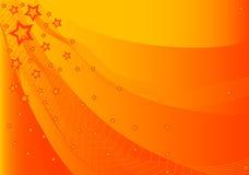 звезда предпосылки Стоковое Изображение RF