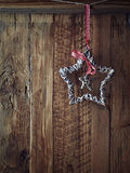 Звезда рождества Стоковые Фото
