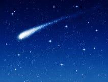 звезда стрельбы Стоковая Фотография RF