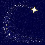 Звезда стрельбы бесплатная иллюстрация