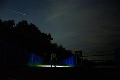 Звезда стрельбы Стоковое Изображение