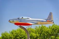 Звезда стрельбы Lockheed T-33 Стоковая Фотография RF