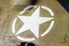 Звезда Шермана стоковое фото rf
