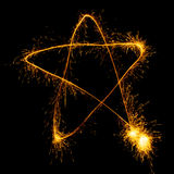 Звезда Freezelight Стоковое Изображение