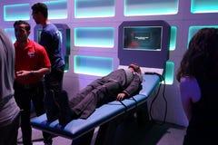 Звездный путь опыт 17 академии Starfleet Стоковое Изображение RF