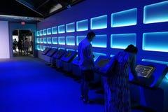 Звездный путь часть 2 10 опыта академии Starfleet Стоковое Изображение RF