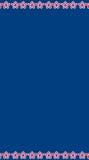 Звездообразная предпосылка стекел Стоковое Изображение RF