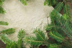 звезды абстрактной картины конструкции украшения рождества предпосылки темной красные белые Пустой старый бумажный лист с Стоковое Изображение RF