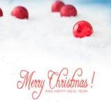 звезды абстрактной картины конструкции украшения рождества предпосылки темной красные белые Стоковое Изображение RF
