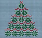 звезды абстрактной картины конструкции украшения рождества предпосылки темной красные белые также вектор иллюстрации притяжки cor Стоковое Изображение RF