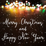 звезды абстрактной картины конструкции украшения рождества предпосылки темной красные белые planked древесина Стоковое фото RF