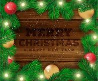 звезды абстрактной картины конструкции украшения рождества предпосылки темной красные белые счастливое Новый Год также вектор илл Стоковые Фото