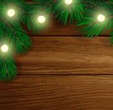 звезды абстрактной картины конструкции украшения рождества предпосылки темной красные белые счастливое Новый Год также вектор илл Стоковые Изображения