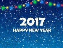 звезды абстрактной картины конструкции украшения рождества предпосылки темной красные белые счастливое Новый Год также вектор илл Стоковое фото RF