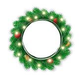 звезды абстрактной картины конструкции украшения рождества предпосылки темной красные белые счастливое Новый Год также вектор илл Стоковая Фотография