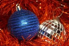 звезды абстрактной картины конструкции украшения рождества предпосылки темной красные белые Стоковая Фотография