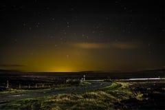 Звезды в пиковом районе Стоковые Фотографии RF