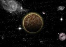 Звезды в фантазии Стоковое Изображение RF