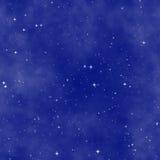Звезды искры Стоковое Изображение