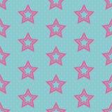 Звезды искусства шипучки Стоковая Фотография RF
