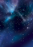 звезды неба Стоковая Фотография RF
