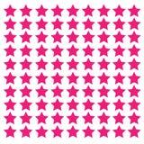 звезды предпосылки розовые Иллюстрация вектора